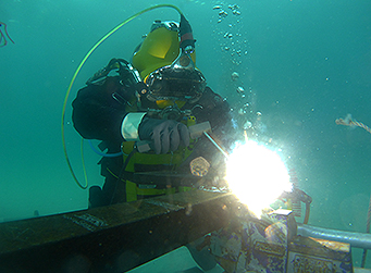 Adas Part 2 Underwater Welding Course Professional Diving Services