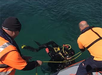 Managing Diving Emergency