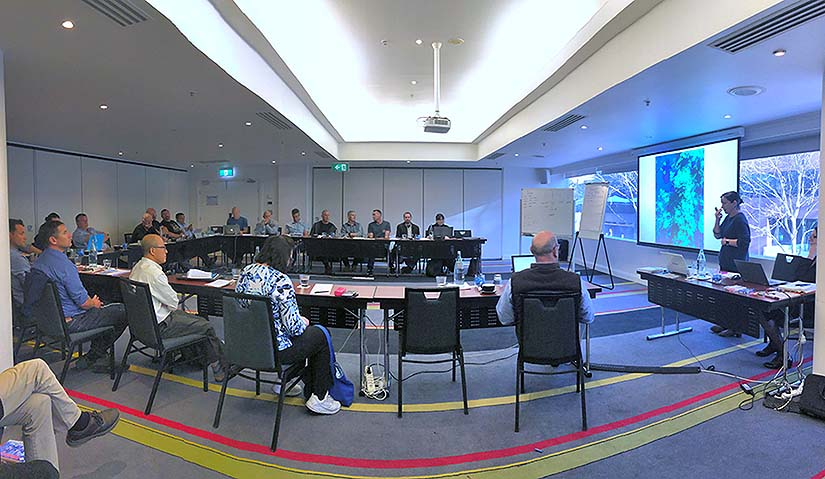 ADAS Meeting in Sydney