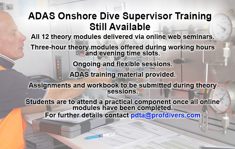 ADAS Supervisors Course Still Available